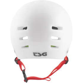 TSG Evolution Special Makeup Helmet Herren clear white